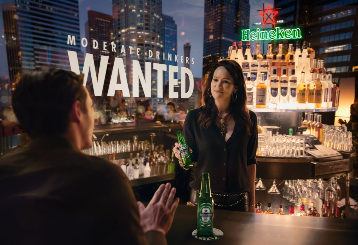 A Heineken está apostando no People Marketing