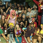 Happy Hour de super-heróis